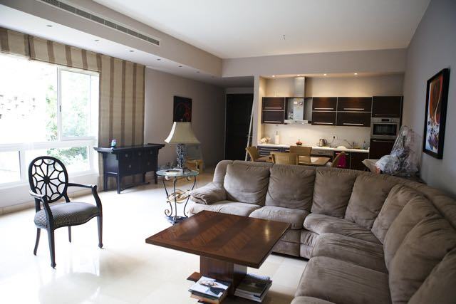 Apartment for rent in Gemmayze, Beirut