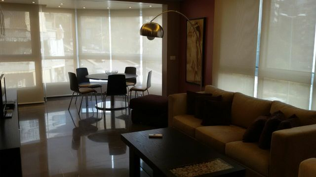 Apartment for rent - Hotel Dieu - Achrafieh - Beirut - Lebanon