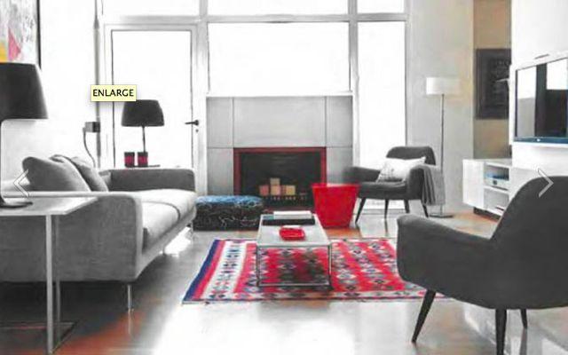 Apartment for rent - Tabaris - Achrafieh - Beirut - Lebanon