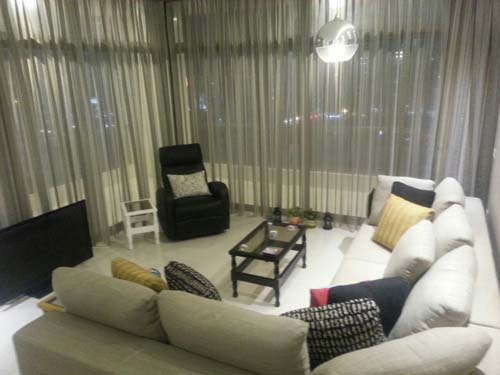 Apartment for rent in Mar Mikhael, Beirut