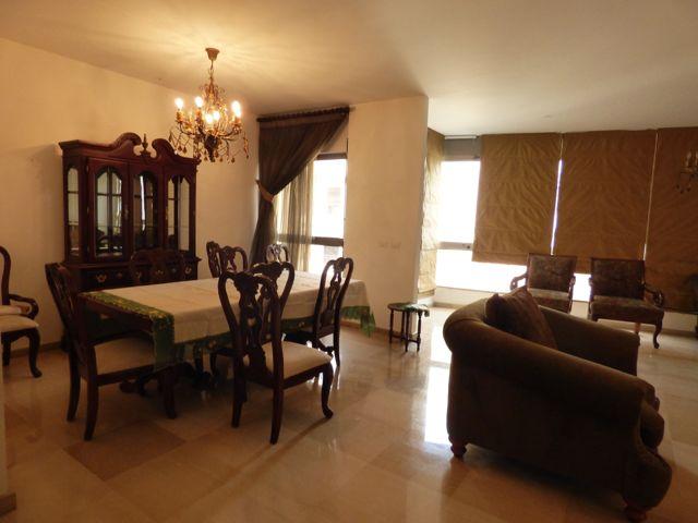 Apartment for rent in Kraytem, Beirut