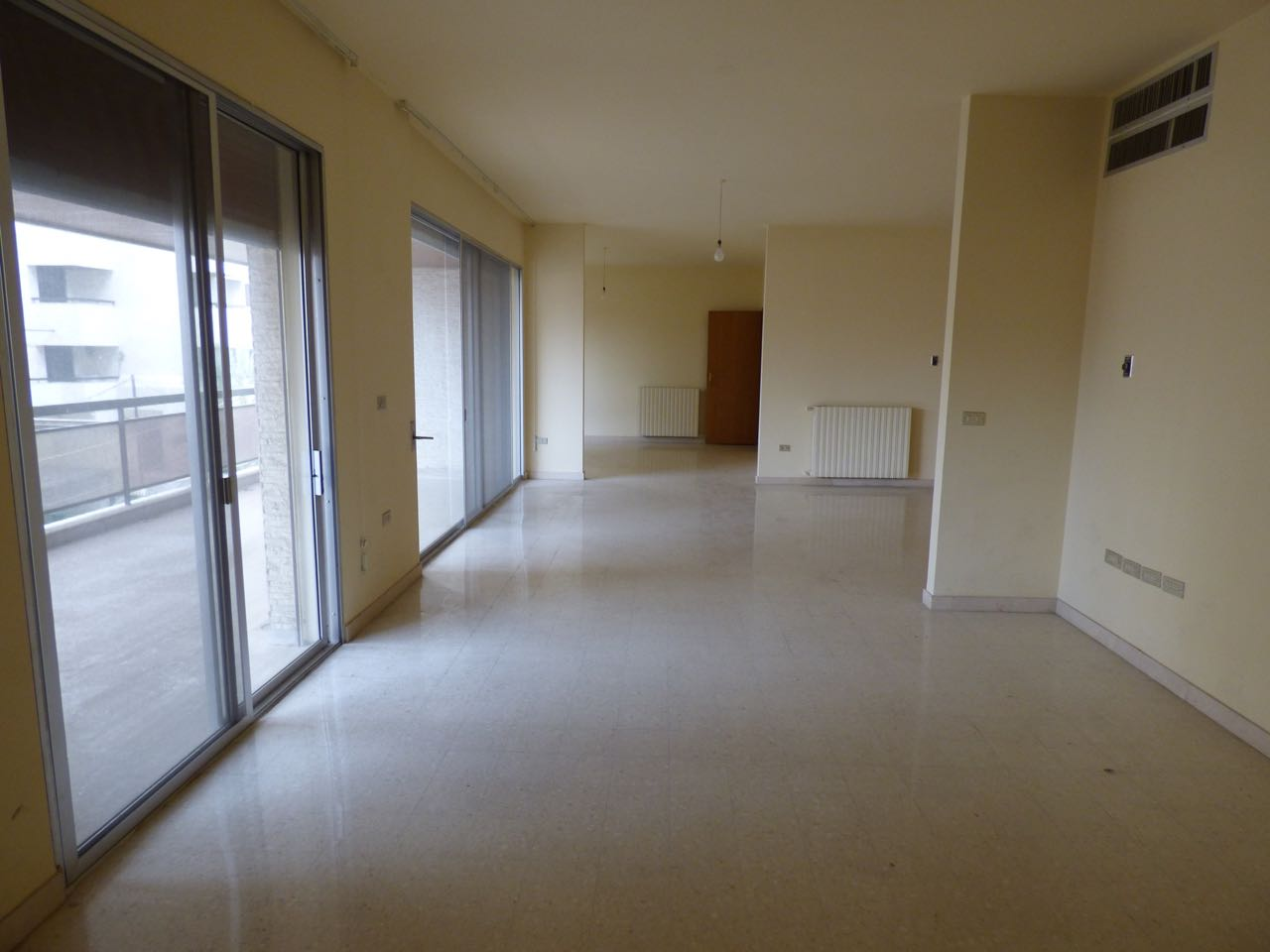 Apartment for rent- Sassine – Achrafieh – Beirut – Lebanon