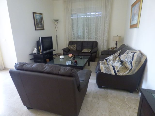 Apartment for rent in Hotel Dieu, Beirut