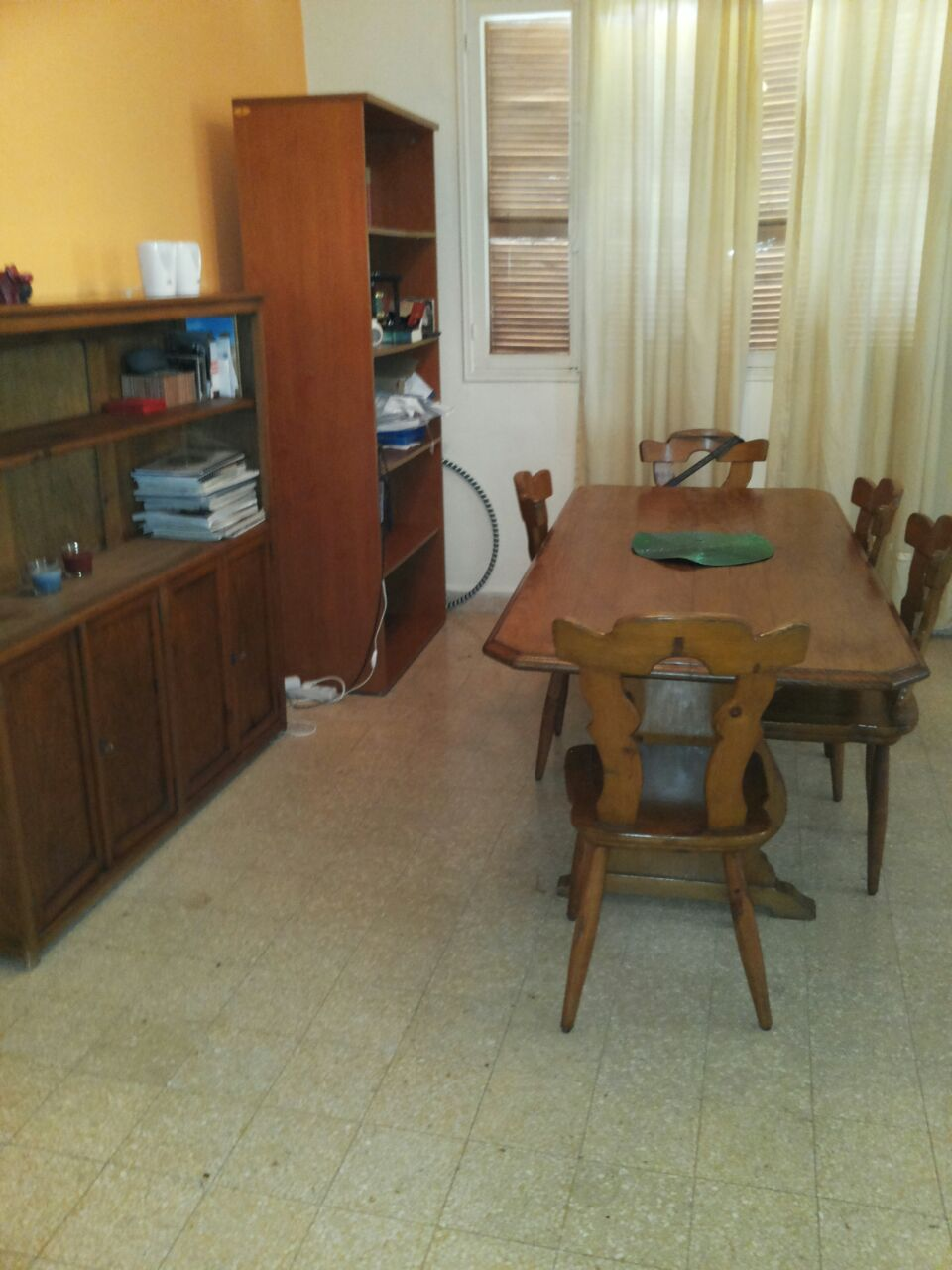 Apartment for rent in Clemenceau